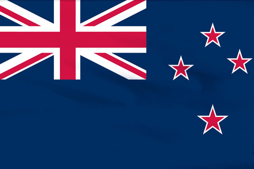 New Zealand National Flag