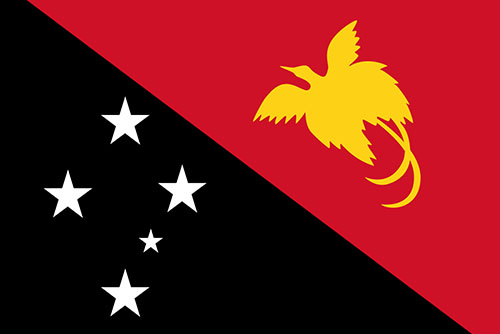 Papua National Flag